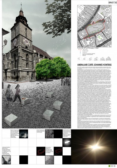 Rehabilitation of Urban Space, Black Church Brasov